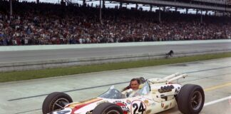 Graham Hill, Indy 500