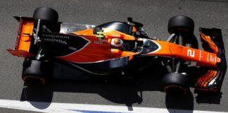 Vandoorne, McLaren, Honda