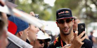 Ricciardo, digitális