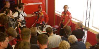 Sabine Kehm, Schumacher