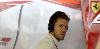 Vettel, Top 40