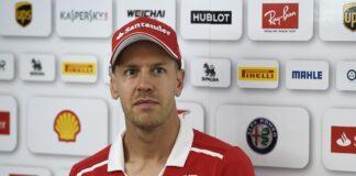 Vettel, Shell