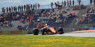 Alonso, McLaren, Red Bull Ring