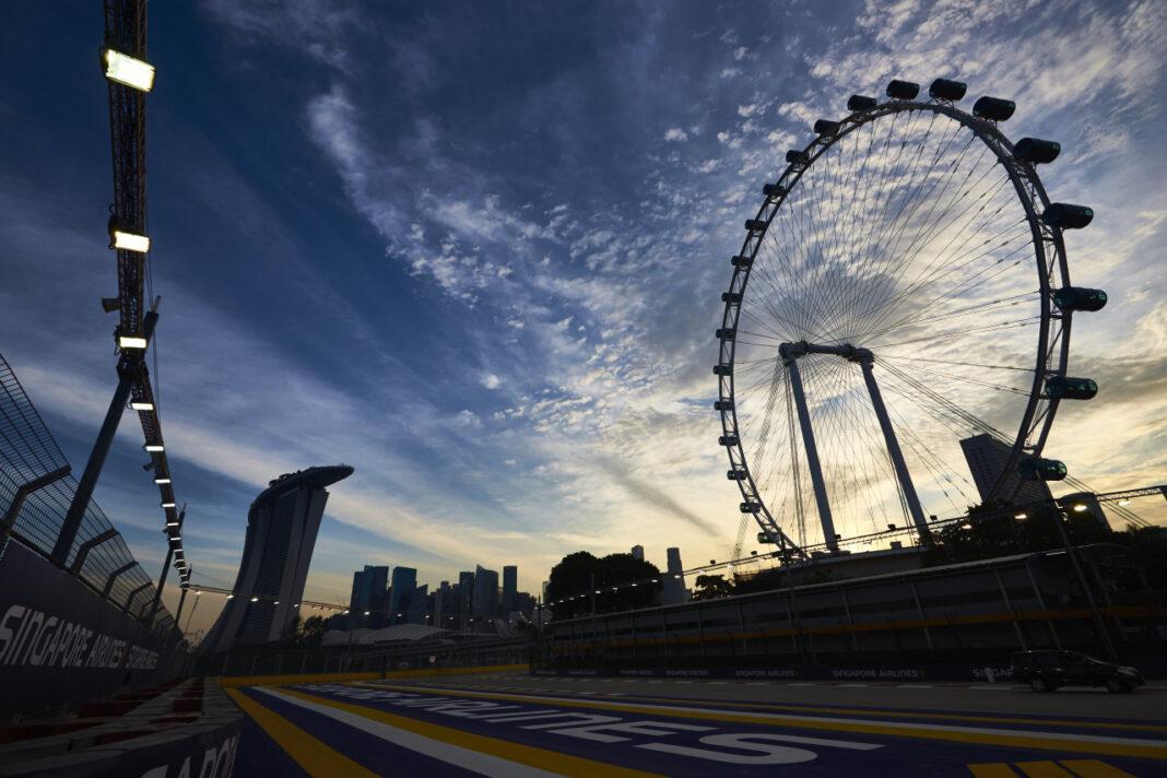 Szingapúr, F1, racingline.hu