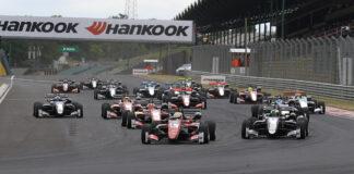 F3, Formula 3, autósport