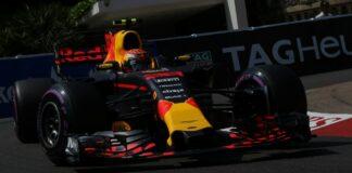 Fotó: Verstappen, Monaco, Red Bull