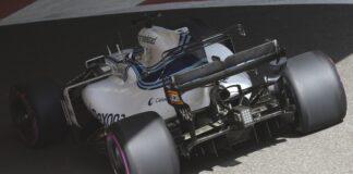 F1 teszt Pirelli