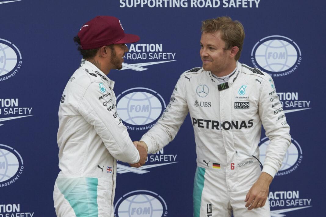 Nico Rosberg, Lewis Hamilton, racingline.hu