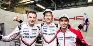 Bamber, Bernhard, Hartley, Porsche
