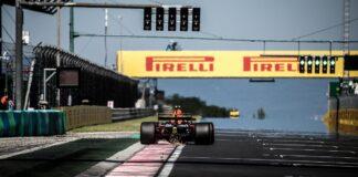 F1, Hungaroring, versenynaptár