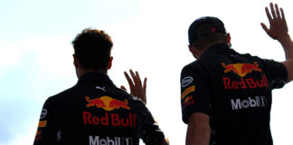 Ricciardo, Verstappen, karácsony