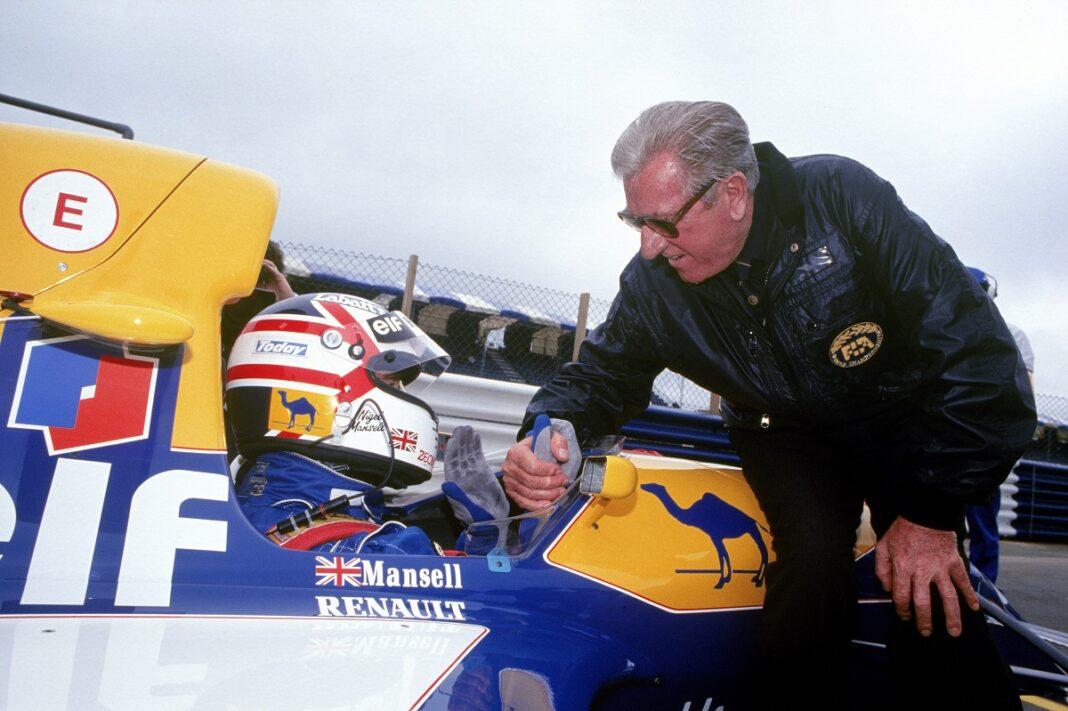 Jean-Marie Balestre, Nigel Mansell, Williams