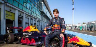 Dan Ticktum, Red Bull Junior Team