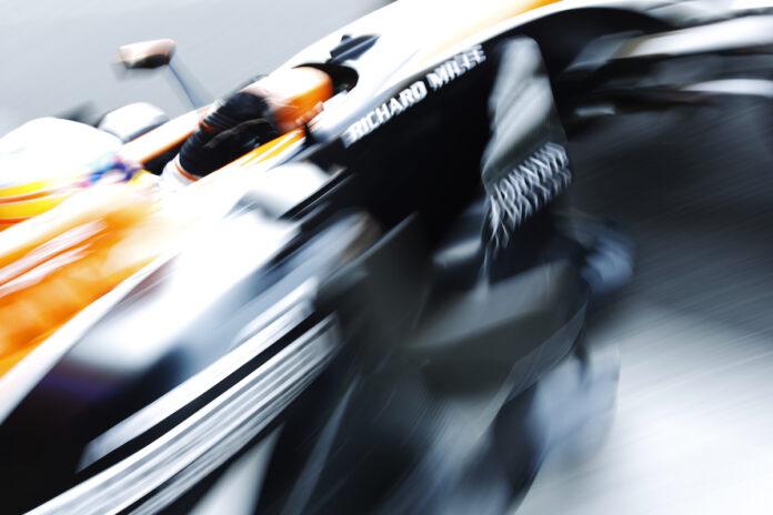 Alonso, McLaren