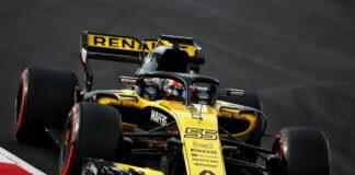 Sainz, Renault