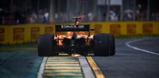 Alonso, McLaren, Melbourne