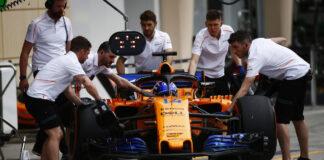 Alonso, Bahrain, McLaren