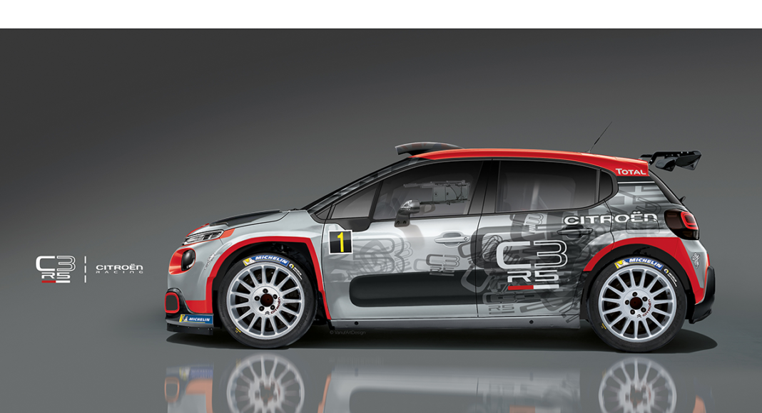 Citroën, c3 r5