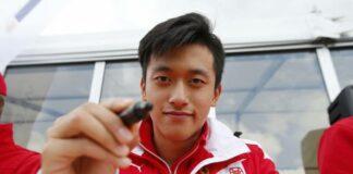 Zhou, Techeetah