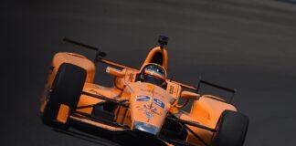 Alonso IndyCar McLaren