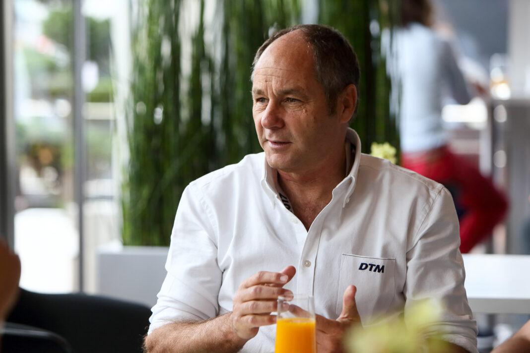 Gerhard Berger, DTM, racingline.hu