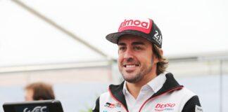 6 Hours of Spa, Fernando Alonso, WEC