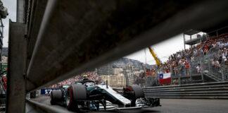 Bottas, Monaco, Mercedes