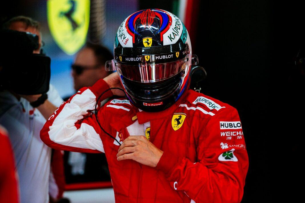 Räikkönen, Ferrari