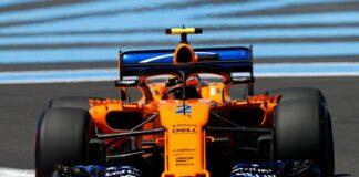 Vandoorne, McLaren, Paul Ricard