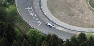 Nick Heidfeld, F1, BMW-Sauber, Nordschleife