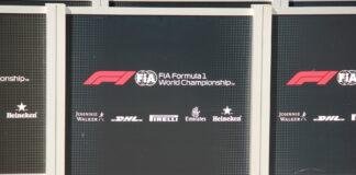 F1 logo, liberty