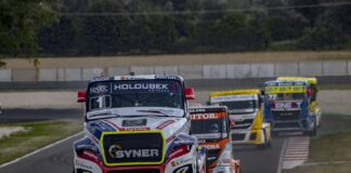 kamion, adam lacko, racingline.hu