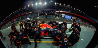 Verstappen, Red Bull, Szingapúr