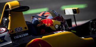 Daniel Ticktum, racingline, racinglinehu, racingline.hu