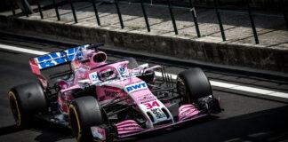 Force India Nikita Mazepin
