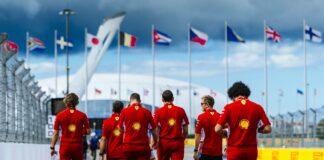 Sebastian Vettel, orosz nagydíj, ferrari
