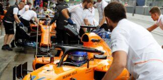 McLaren, Alonso
