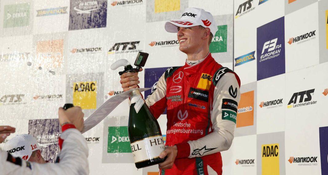 Mick Schumacher, racingline, racinglinehu, racingline.hu