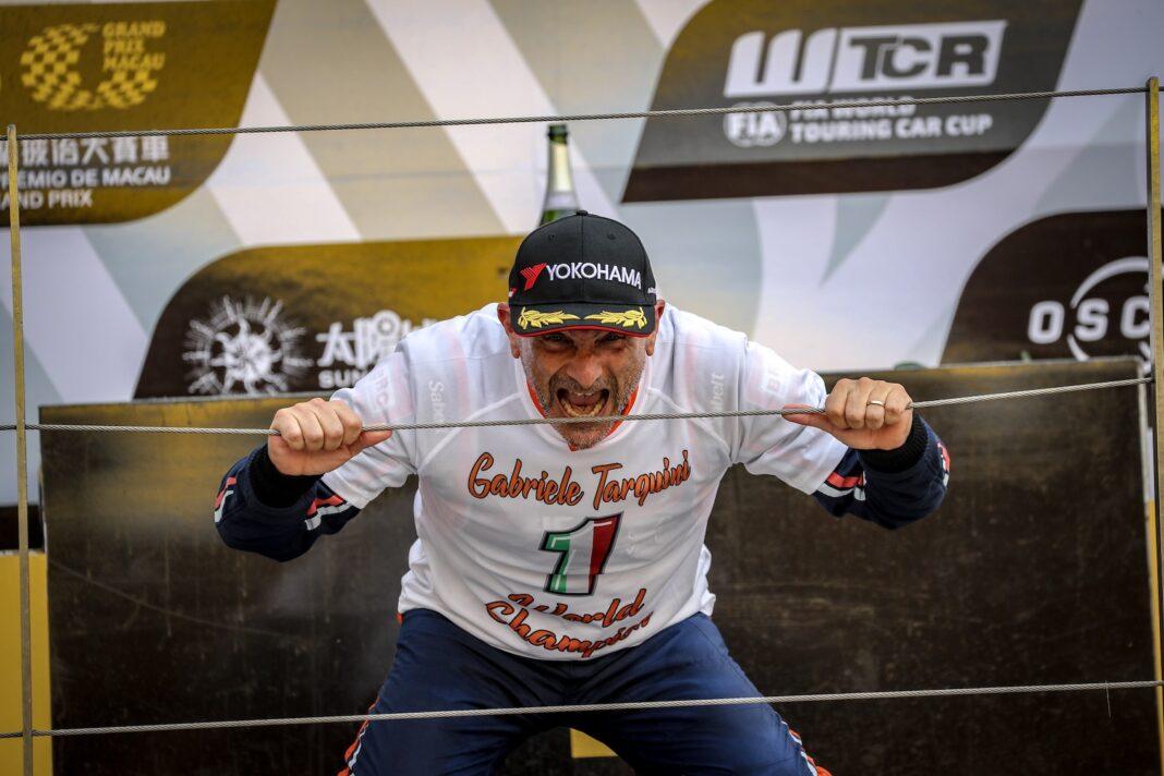 Gabriele Tarquini WTCR racingline.hu, racingline, racinglinehu