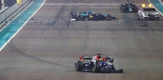 Formula 2, Arjun Maini, racingline, racinglinehu, racingline.hu