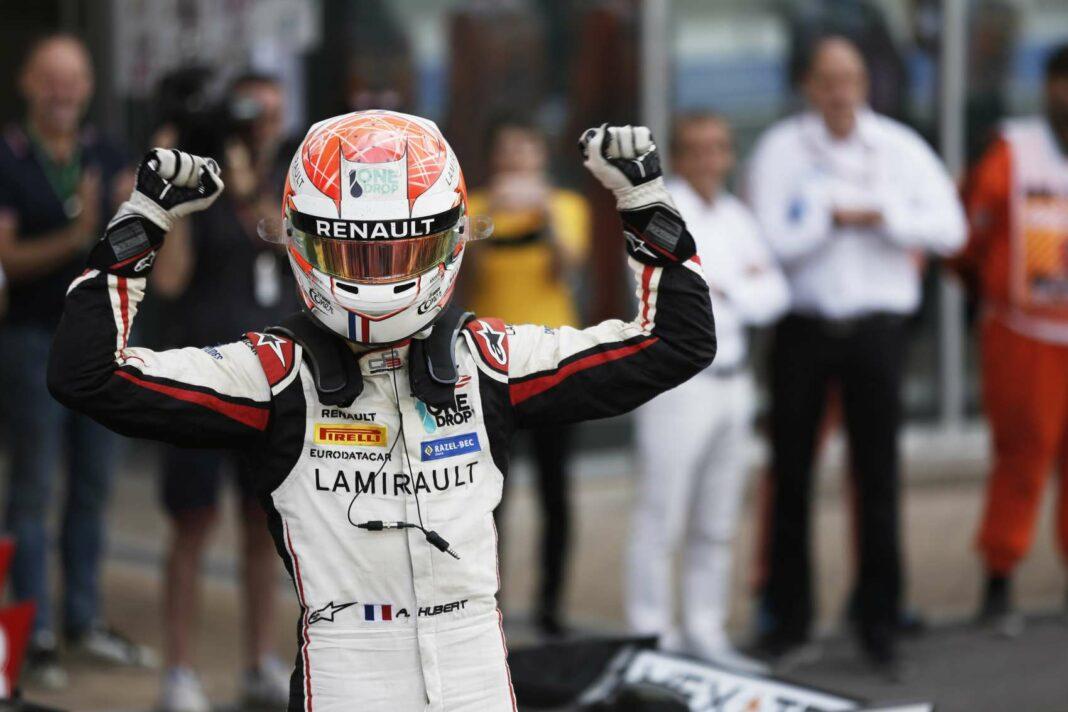 Hubert, Racingline