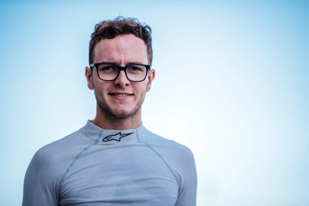 Hubert, GP3, Racingline, formula 2