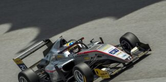 asian f3 winter series Rinus van Kalmthout racingline, racinglinehu, racingline.hu