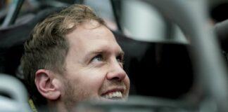Sebastian Vettel racingline. racinglinehu, racingline.hu