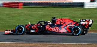 Red Bull, Verstapen, Racingline