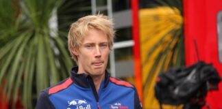 Brendon Hartley, Toro Rosso, racingline, racinglinehu, racingline,hu