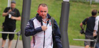 williams, Paddy Lowe, racingline, racinglinehu, racingline,hu