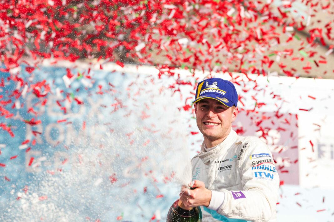 Stoffel Vandoorne, Formula E