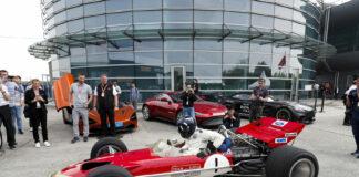Lotus, Racingline
