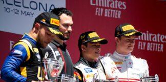 Nyck de Vries, Luca Ghiotto, Calum Ilott, racingline, racinglinehu, racingline.hu
